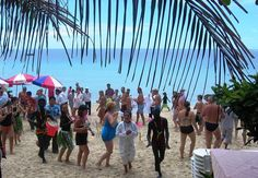 Upcoming Thai Traditional Event on Beach !!!   Let guess what is that special day!?   www.chabagroup.com   #summer #beachlover #chabasamui #chabagroup #centerofchawengbeach #chawengbeach #samui #travel #leisure #thaitradition — at Chaba Samui Resort.