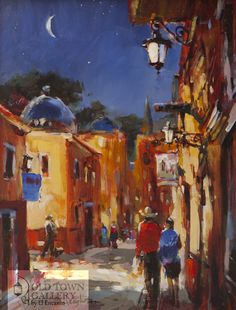 Starry, Starry Night by Brent Heighton