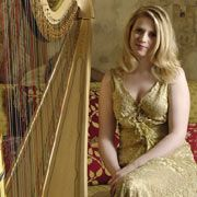 Claire Jones, Official Harpist to HRH The Prince of Walesprinceofwales.gov.uk