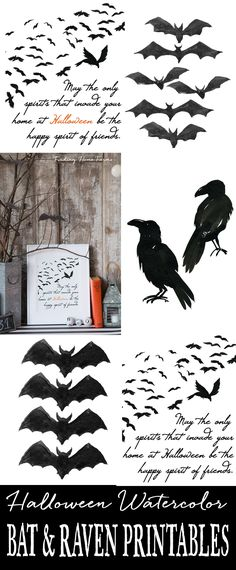 Last Chance - 13 FREE Halloween Printables You Will Love Free - free halloween printable decorations