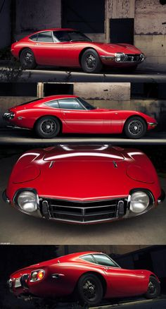 toyota classic cars and trucks - My list of the best classic cars Classic European Cars, Classic Sports Cars, Best Classic Cars, Toyota 2000gt, Type E, Automobile, Colani, Auto Retro, Cabriolet