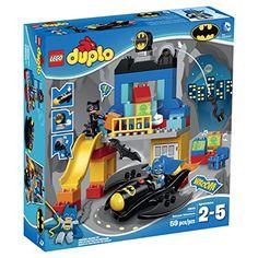 LEGO DUPLO Batcave Adventure  - http://www.kidsdimension.com/lego-duplo-batcave-adventure/