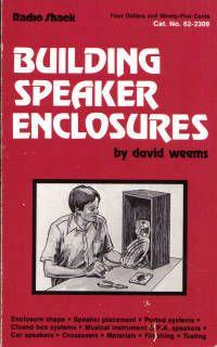 speaker building book - Google Search