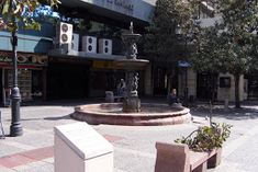 URBATORIVM: UNA HISTÓRICA ESQUINA DEL CENTRO DE SANTIAGO, PARTE II: LA PLAZUELA DE SANTO DOMINGO Y SU HERMOSA FUENTE FRANCESA