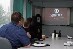 Local union members watch unveiling of the new Unifor logo on May Local Union, Workers Union, New Names, Ontario, Logo, Watch, News, Photos, Logos