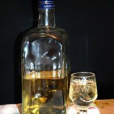 Wódeczka babuni @ allrecipes.pl Allrecipes, Irish Cream, Whiskey Bottle, Give It To Me, Food And Drink, House, Food, Meat, Home