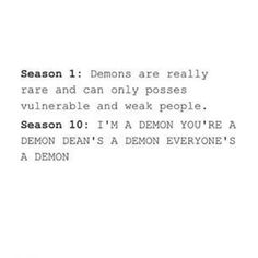 OLD MACCROWLEY HAD A HELL EI EI OOOO WITH A BAD DEMON HERE AND A GOOD DEMON THERE, HERE A DEMON THERE A DEMONE EVERYWHERE A DEMON DEMON