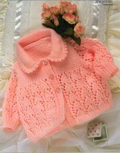 21a9031e6 229 Best Hand knitted baby clothes images