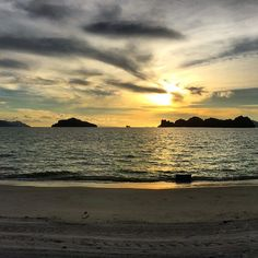 #sunset in #langkawi #malaysiatrulyasia