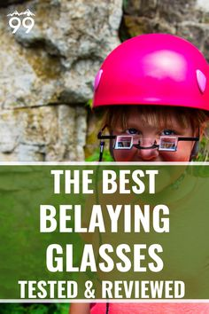 We took the five best belay glasses we could find out for the most patience-testing form of climbing we know — aid climbing. Learn which are the best belay glasses currently on the market and learn how tho choose the best belay glasses for your needs. I Rock climbing gear I Rock climbing tips I Outdoor rock climbing Rock Climbing Gym, Sport Climbing, Climbing Outfits, Climbing Clothes, Classic Glasses, Best Rock, Climbers, Training Tips, Bouldering