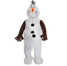 6efd3342c5ba Amazon.com: Disney Store FROZEN Olaf Child's Costume Size 7/8: Toys & Games