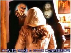 https://www.facebook.com/FatherCorapiCatholicChannel So, here it is.. How to Make a Good Confession. Why Confession? Sacramental Confession.. the Sacrament o...
