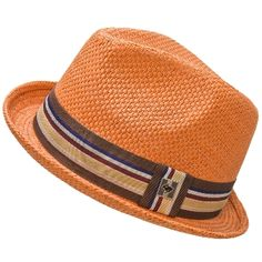 Made by the master hat-smiths at Peter Grimm, this is a sleek, signular tribute to finer days of fashion.