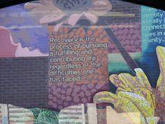 West Philly Mural, Mural Arts Program, Philadelphia, PA