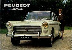 Peugeot 1962