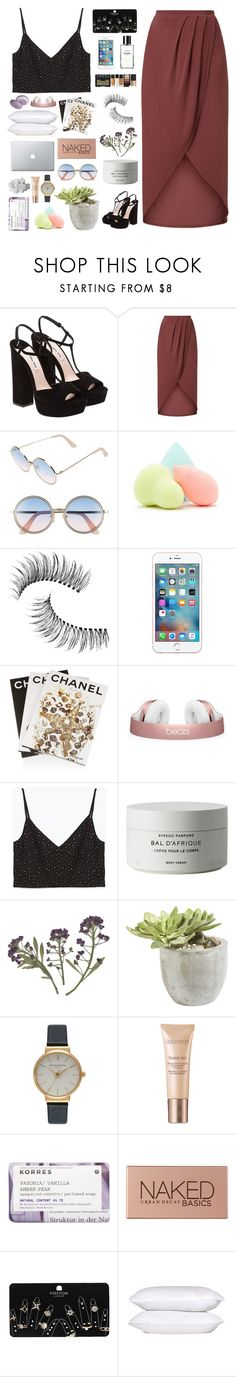 """THANK YOU FOR THE 9K+ FOLLOWERS"" by xcuteniallx ❤ liked on Polyvore featuring Miu Miu, Sunday Somewhere, Forever 21, Trish McEvoy, Chanel, Assouline Publishing, Zara, Byredo, Ethan Allen and Olivia Burton"