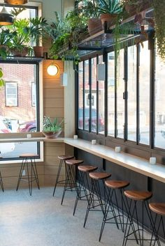 These fashionable dining spots in New York City offer chic minimalist design and…