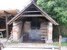 Backhaus im Freilichtmuseum Neuhausen ob Eck