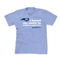 Did you find your smile in NC?