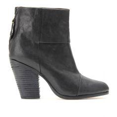 Classic Newbury Leather Ankle Boots ☼ Rag & Bone