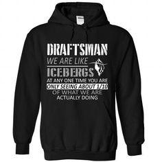 Draftsman T Shirts, Hoodies Sweatshirts. Check price ==► https://www.sunfrog.com/No-Category/Draftsman-2064-Black-Hoodie.html?57074