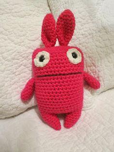 Virkaten: Pinkki pupu Crochet, Blog, Crochet Hooks, Crocheting, Chrochet