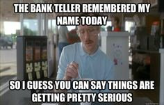 bank teller memes - Google Search