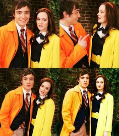 Los amo tanto como #Leighted como #chair @Ed Westwick @Leighton Meester pic.twitter.com/CDtE4wGNXL