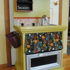 DIY: Kids Play Kitchen :: Hometalk