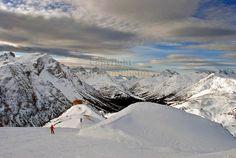 Lech am Arlberg, Austrian Alps, Austria 12 x8  colour print by Andy Evans Photos