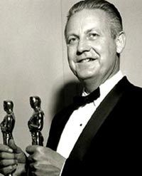 """Robert Wise -Won an award for best  Director, in """"The Sound of Music""""  and also for  Producer, Editor  1956"""