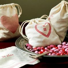 Make-Your-Own Valentine s Day Gifts. Homemade ValentinesDiy  ValentineVintage ValentinesValentines Day PartyHappy Valentines DayMuslin  BagsBurlap ... 00c11bcd7965