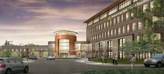 Northeast Georgia Medical Center, a 100 Bed Hospital Opening Spring 2015 Near Entrance to Village at Deaton Creek
