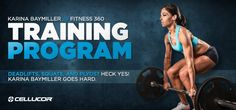 Training for every day of week - different body part