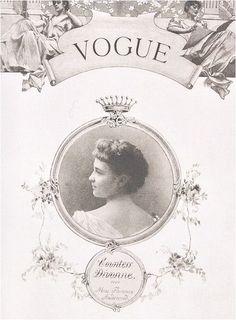 Ali di Polvere: Vogue