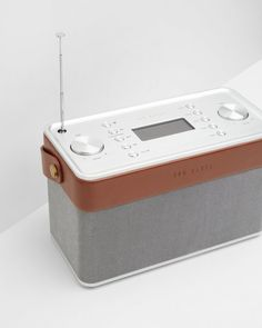 DAB radio - Tan | Gifts for him | Ted Baker UK