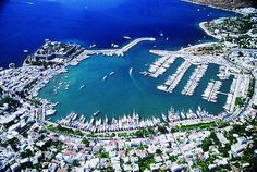 Bodrum, Turkey - Travel Guide and Travel Info