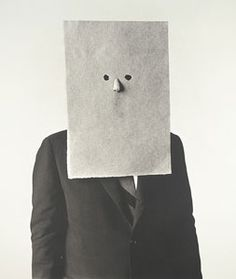 Steinberg in Nose Mask, New York, 1966 platinum/palladium print, 1976 63.2 x 53.3 cm (24 7/8 x 21 in.) National Gallery of Art, Washington, Gift of Irving Penn Copyright 1966 by Condé Nast Publications Inc.