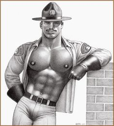 Tom of finland nude