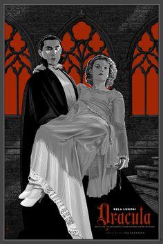 """Laurent Durieux, """"Dracula"""""""