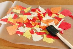 How to Make Beautiful Leaf Suncatchers | eHow