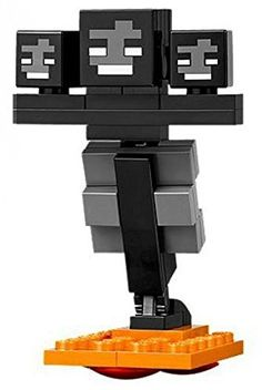 Lego Minecraft The Wither Minifigure - Loose * Read more reviews of the product by visiting the link on the image.