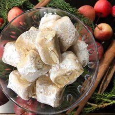 Österlensk nougat - Recept - Stowr Scones, Camembert Cheese, Potato Salad, Dairy, Potatoes, Ethnic Recipes, Food, Potato, Essen