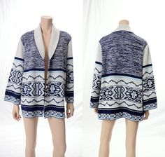 Vintage 70s Southwestern Space Dye Indian by CkshopperVintage, $39.00...looks super familiar...because I got the same one at an estates sale several years ago!  Crazy that I found the exact same one online.