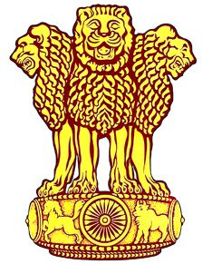 The Lion Capital erected by Emperor Ashoka at Sarnath is the National Emblem of India. This Ashokan State Emblem is used only for government official purposes and commands every ounce of respect. National Symbols, National Flag, Iphone Wallpaper Couple, Election Commission Of India, Appeasement, Indian Flag, Indian Army, Gk Questions, Indian Government