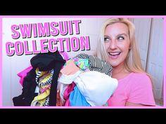 One Piece Bikini, Summer Bikinis, Preppy, Swimsuits, Collection, Bathing Suits, Swimwear, Preppy Style, Bikini Tops