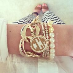 So obsessed with these bangles!