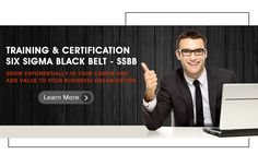 Six Sigma Black Belt Certification from the International Quality Federation, USA. Learn more: http://www.blueoceanacademy.com/courses/sixsigma-greenbelt.html
