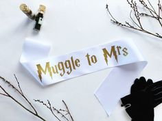 Hey, I found this really awesome Etsy listing at https://www.etsy.com/listing/273659726/harry-potter-sash-harry-potter-wedding