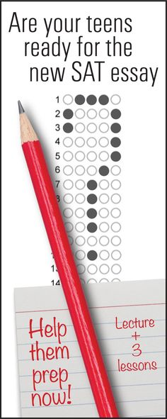 Possible way to get an 11 or 12 on the SAT writing essay?